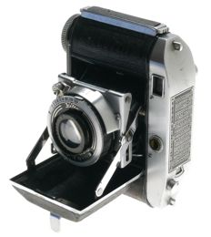 Welta Weltini II Eleganza camera from 1937