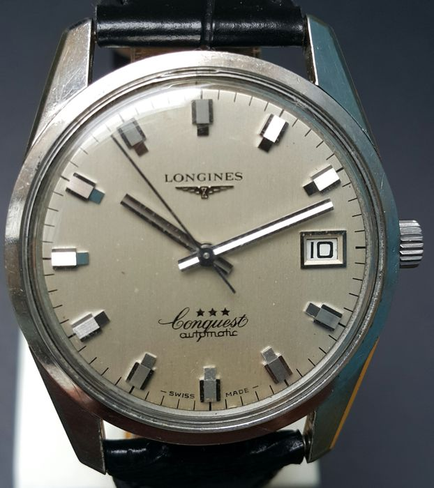 Longines Conquest Men's Wrist-watch