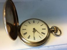 Elgin men's pocket watch, 1901-1949.