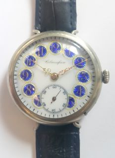 Clarefax USA - mariage watch - ca 1900 - Unisex - 1901-1949