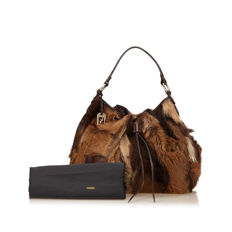 Fendi - Fur Shoulder Bag