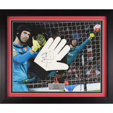 Signed - Petr Cech Arsenal Glove