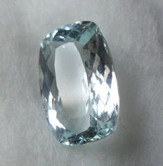 Aquamarine – 3.50 ct – No Reserve Price