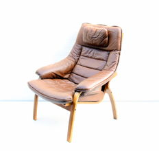 Producer unknown - Danish design vintage armchair