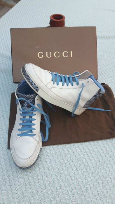 4c01701d425 Gucci - Python trainers! No minimum price - Catawiki