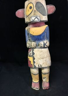 Kachina Doll - Hopi Indians - Arizona - USA