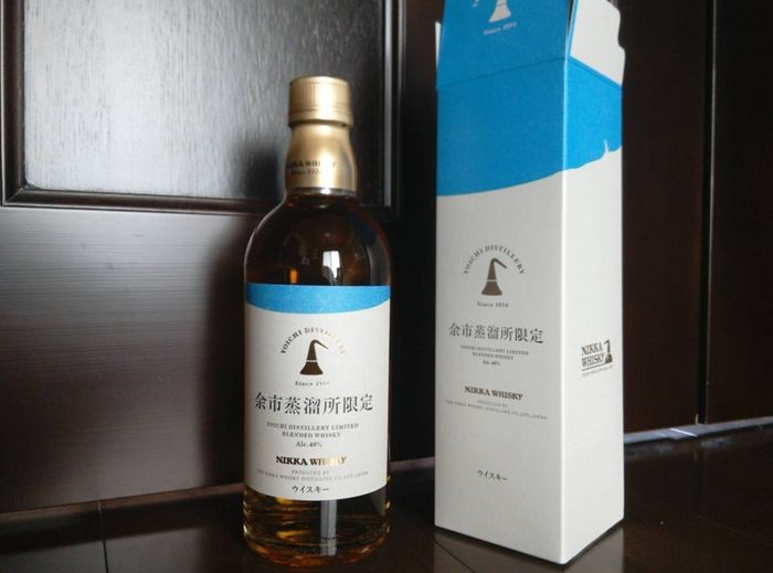 Nikka Yoichi Distillery Limited New release - August 2017