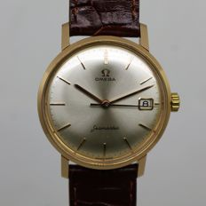 Omega Seamaster Gold18kt – Men's Wristwatch – Year 1961