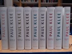 Paul Klee - Catalogue raisonné - 9 volumes - 1998/2004