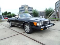 Mercedes-Benz - SL380 Roadster (Convertible) - 1985