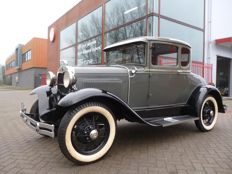Ford - Model A Business Coupe - 1930