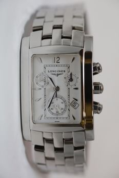 Longines - DOLCE VITA - Men's wristwatch - L5 656 4 - From 2000-2010