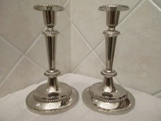 Pair of candlesticks Unknown author Italy, 1990s
