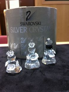Swarovski Crystal - Three Wise Men