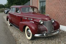 Cadillac - type 72 Towncar saloon - 1940