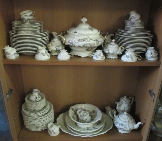 Rosenthal Selb Germany Pompadour - 99 pieces