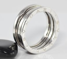 Bvlgari 'B.Zero1' in 18 kt white gold - Size 68.5