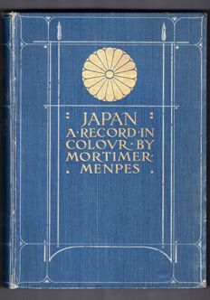 Japan A Record in Colour - 1903