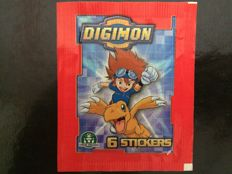 400 (four undred) sealed Digimon sachets