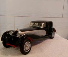 "Franklin Mint - Scale  1/16 - Bugatti Royale Coupe De Ville ""Napoléon"" 1931"