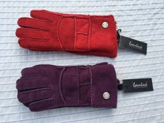 Laimböck – 2 pairs of women's gloves