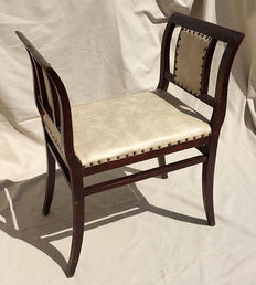 Window chair, beginning 20th century