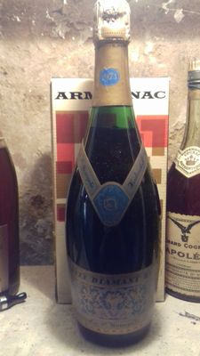 1973 Heidsieck Monopole Diamant Bleu - one bottle