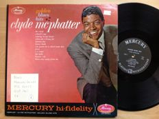 Blues/Funk/Soul/Jazz collection of 11 albums, One is a Tworecord Set.---Clyde McPhatter/Charlie Rich/Little Anthony/Don & Dewey/Freddie Hart/Commander Cody/Freddy Fender/Lynn Anderson/Jerry Jeff/The Coasters.