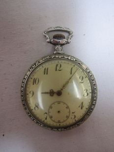Watch of the Freethinkers - Pocket watch - around 1900