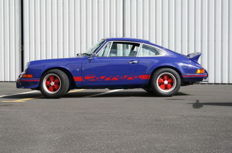 Porsche  911 2,4 Ltr. E Coupé with 2,7 L RS - engine and lightweight look - Year of production:. 1971