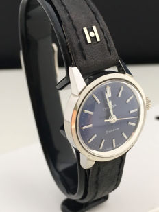 Omega Geneve_Ladies_ Dark blue_As NEW_Box