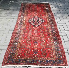 Gorgeous Old Hand-knotted Persian - 290 x 110 (cm)