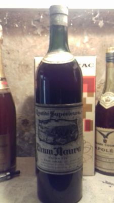 Rhum Naura - Bottled 1940s/50s - one liter bottle