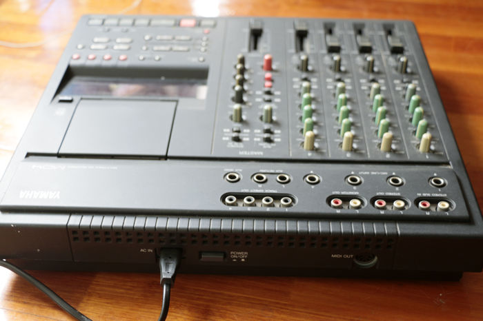 Yamaha Multitrack Recorder D