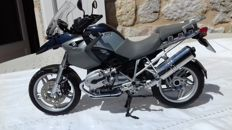 BMW-Concession - Scale 1/8 - BMW R 1200 GS 2007 - Atlantic blue
