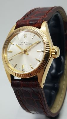 Rolex Oyster Perpetual Lady - Year: 1967