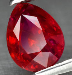 Ruby - 1.28 ct.