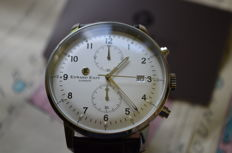 Edward East Chronograph - Wristwatch - unworn and in mint condition