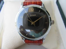 Doxa Vintage Doxa 1147 Oversize Big 38mm 1960's Swiss Watch - Men's wristwatch from the 1960s