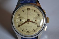 Chronographe Suisse - men's wristwatch from the 1960s