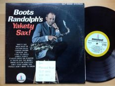 Jazz Pop collection...Boots Randolph 9x---Bob Wilber 1x---Down Memory Lane box 10x LP..(.total 20 LP's).