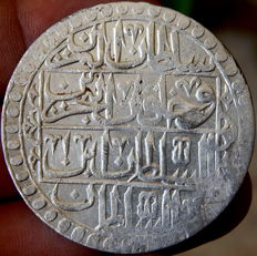 Turkey - Selim III - Silver Yuzluk - AH1203 (1789) Year 1 - 31.50 gm.