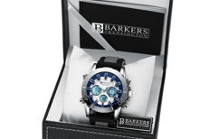 Barkers of Kensington - Turbo Sports - Mens Watch - 2017