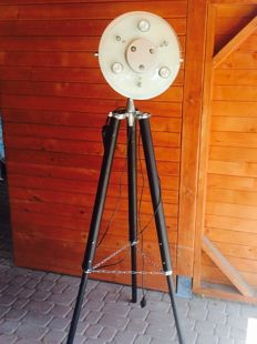 Unknown designer - tripod lamp.