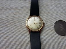 Omega gent watch gold steel mechanical 1960'