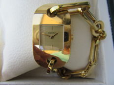 Gucci Ladies' Watch - Swiss -  Vintage gold-plated women's wristwatch