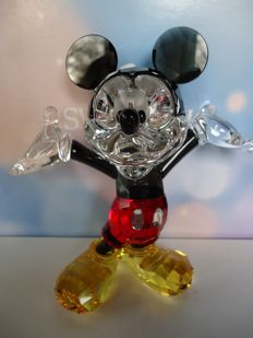 Swarovski - Disney's Mickey and Minnie Mouse