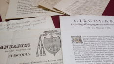 Manuscripts and documents of the aristocracy, 1500s, 1700s, 1800s, 1900s, Italy