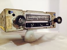 Blaupunkt Bremen classic car radio from the 1960s for Porsche 911, 912, 914, 356 and others