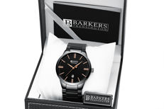 Barkers of Kensington - Entourage Rose - Men's Watch - 2017